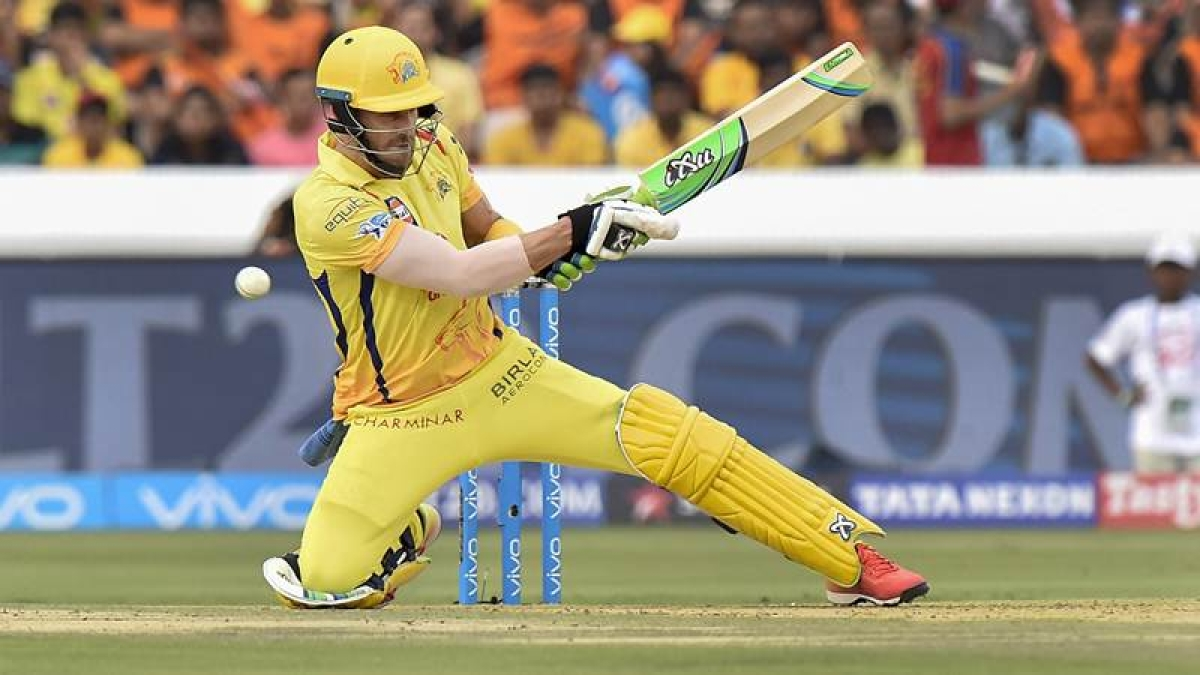 Shane Watson thanked me to scoring quickly at beginning: Faf Du Plessis