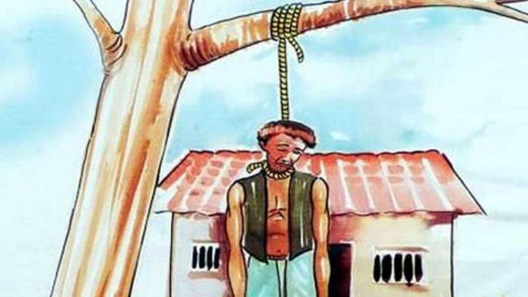 3 debt-ridden farmers commit suicide in Maharashtra