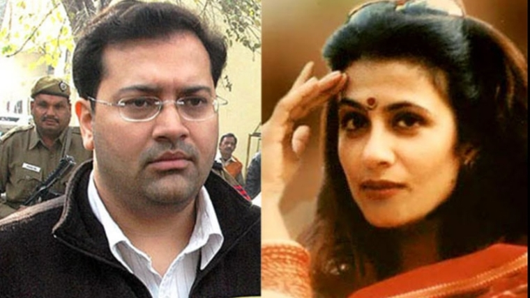 Jessica Lal's sister forgives Manu Sharma: L-G will decide on release, say Tihar jail officials