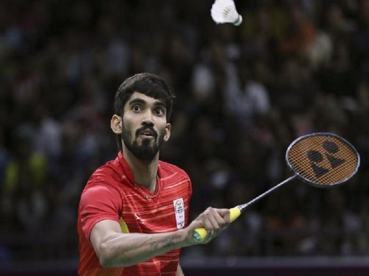 Commonwealth Games 2018: Kidambi Srikanth bags silver medal in badminton men's singles