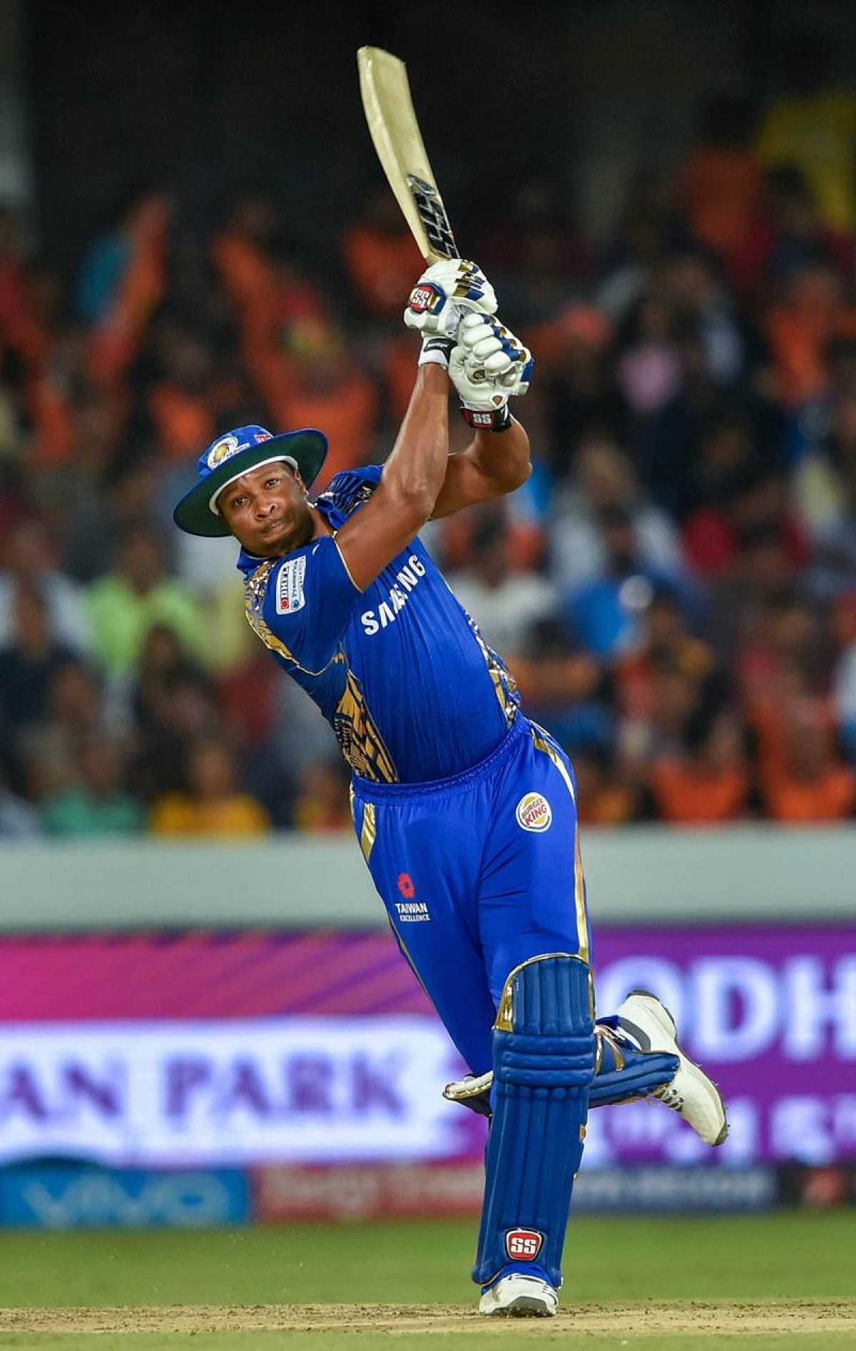 IPL 2019: Pollard fined for showing dissent in IPL final