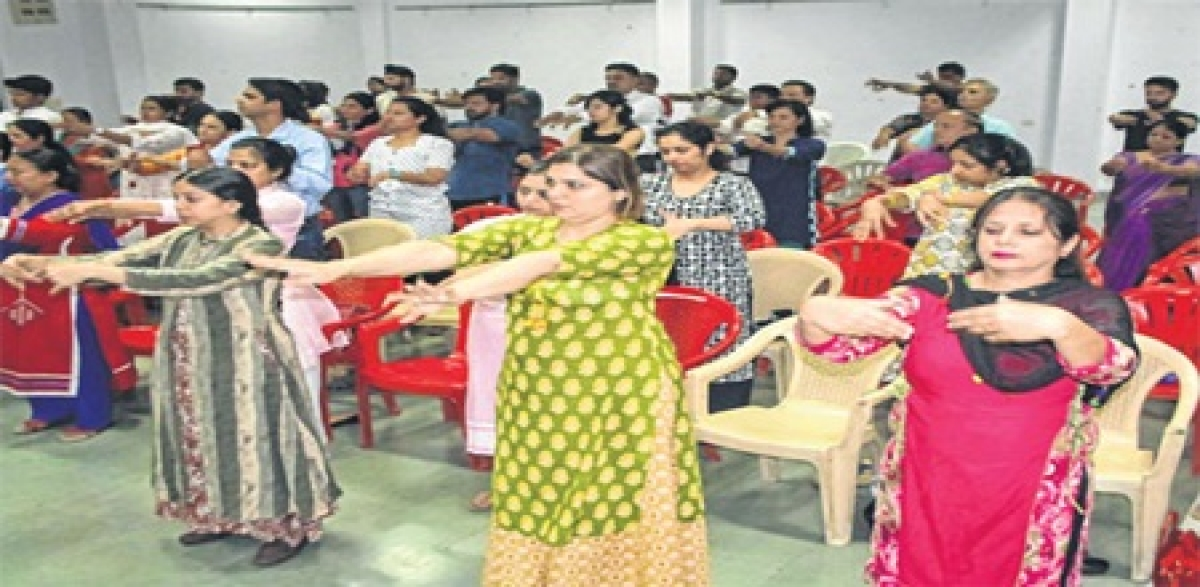 Indore: Spiritualists explore life and meaning of Buddha