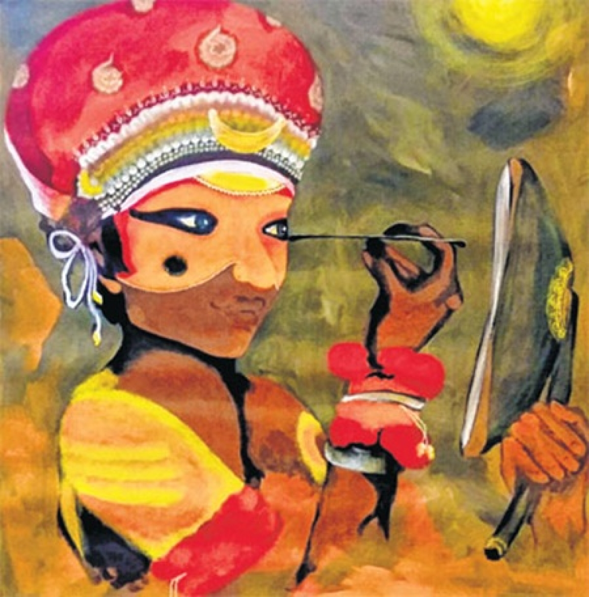 Bhopal's Preeti Nigam to showcase paintings at Art Vancouver2018