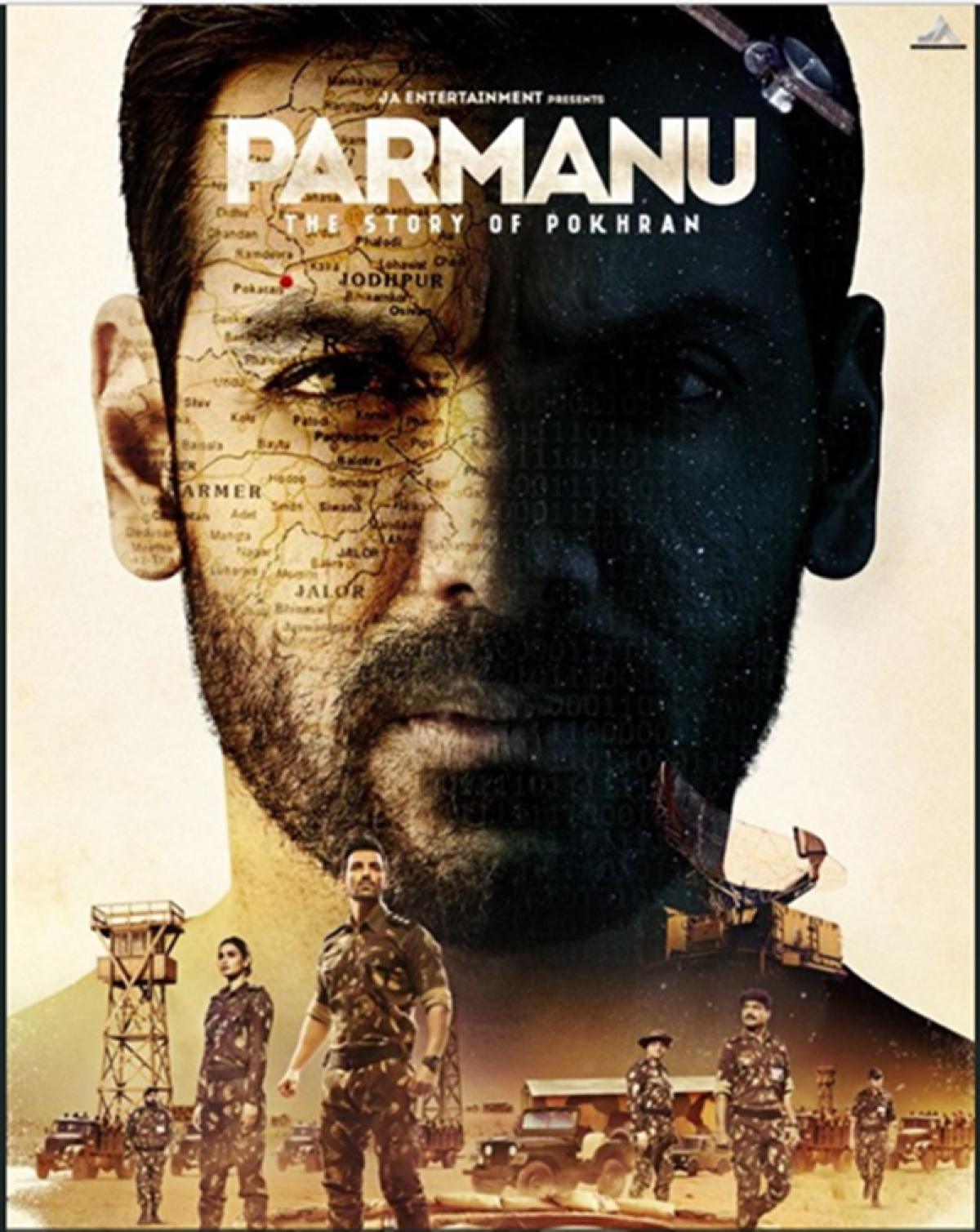Poster of 'Parmanu: The Story of Pokhran' released, does not mention KriArj and Zee as squabble continues