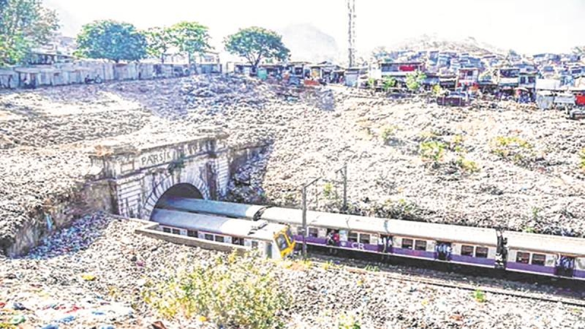 Mumbai: Central Railway calls for tenders to repair one of India's oldest rail tunnels