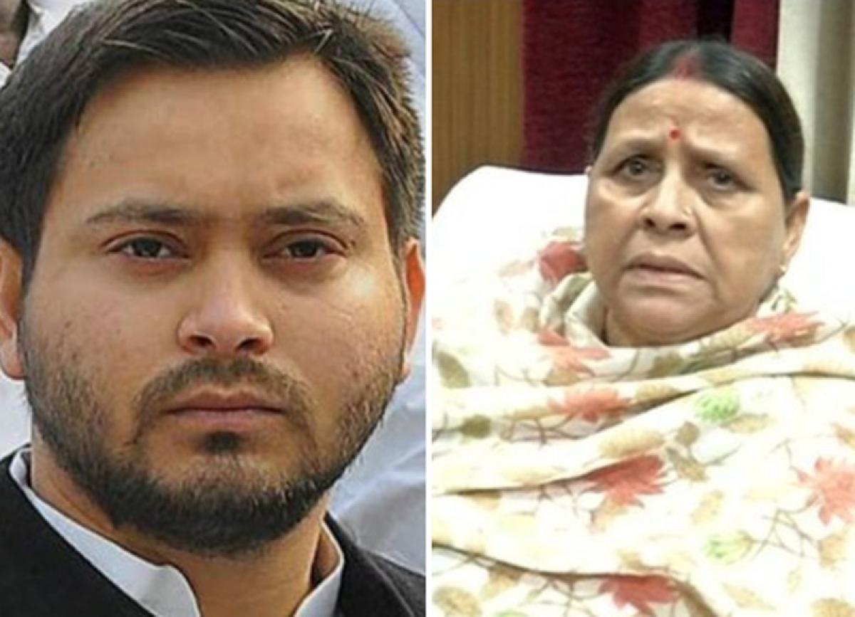 IRCTC scam case: CBI raids Rabri Devi's residence, questions Tejashwi Yadav