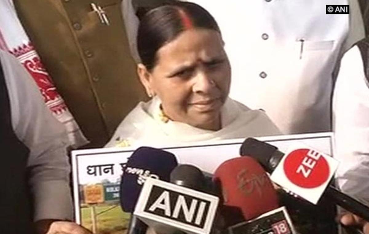 Rabri Devi sticks to her guns, as fuming Prashant Kishor dares Lalu Yadav for debate