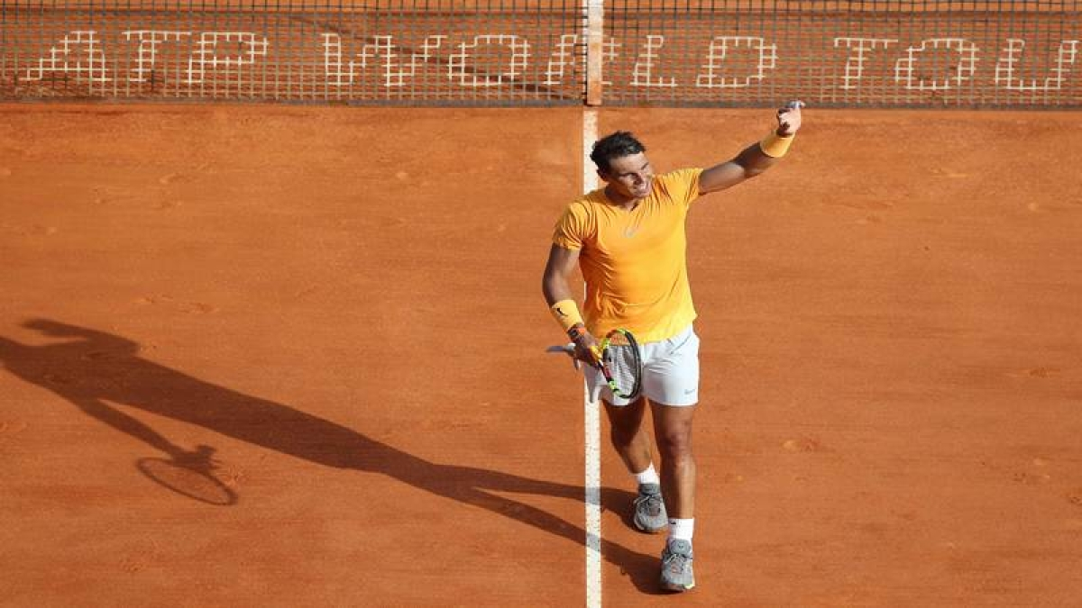 Monte Carlo Masters: Rafael Nadal to take on Dominic Thiem in quarter-final
