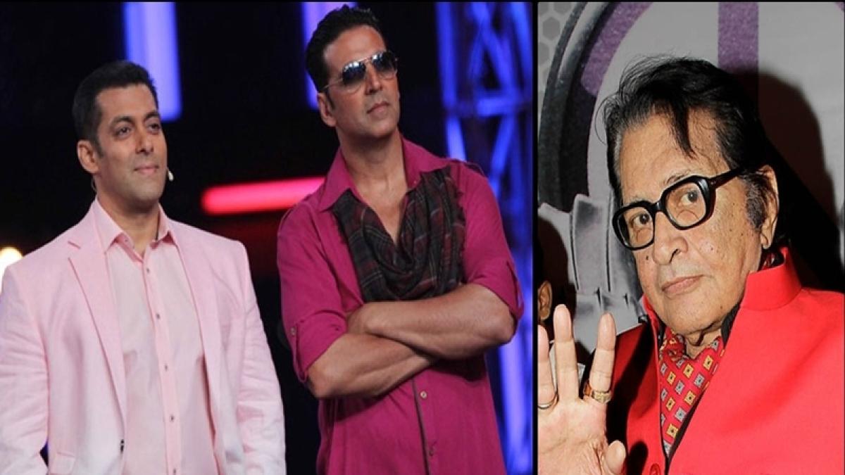 Manoj Kumar: 'Naya Bharat' can be made with Salman Khan and Akshay Kumar