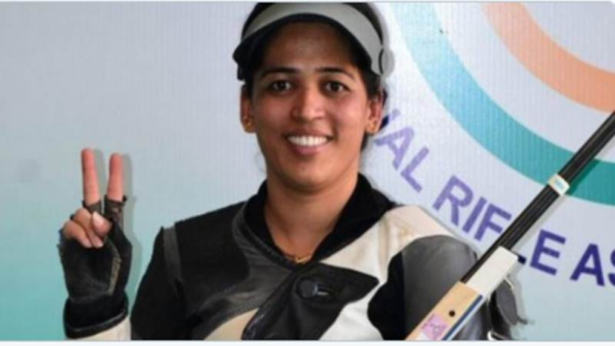 Mine is not comeback, it is continuation: Tejaswini Sawant