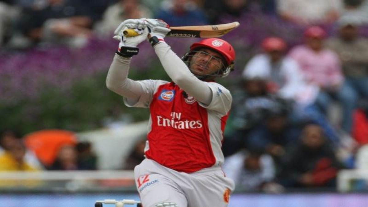 IPL Auction 2019: Yuvraj Singh faces risk of going unsold, McCullum among nine in Rs 2 cr bracket