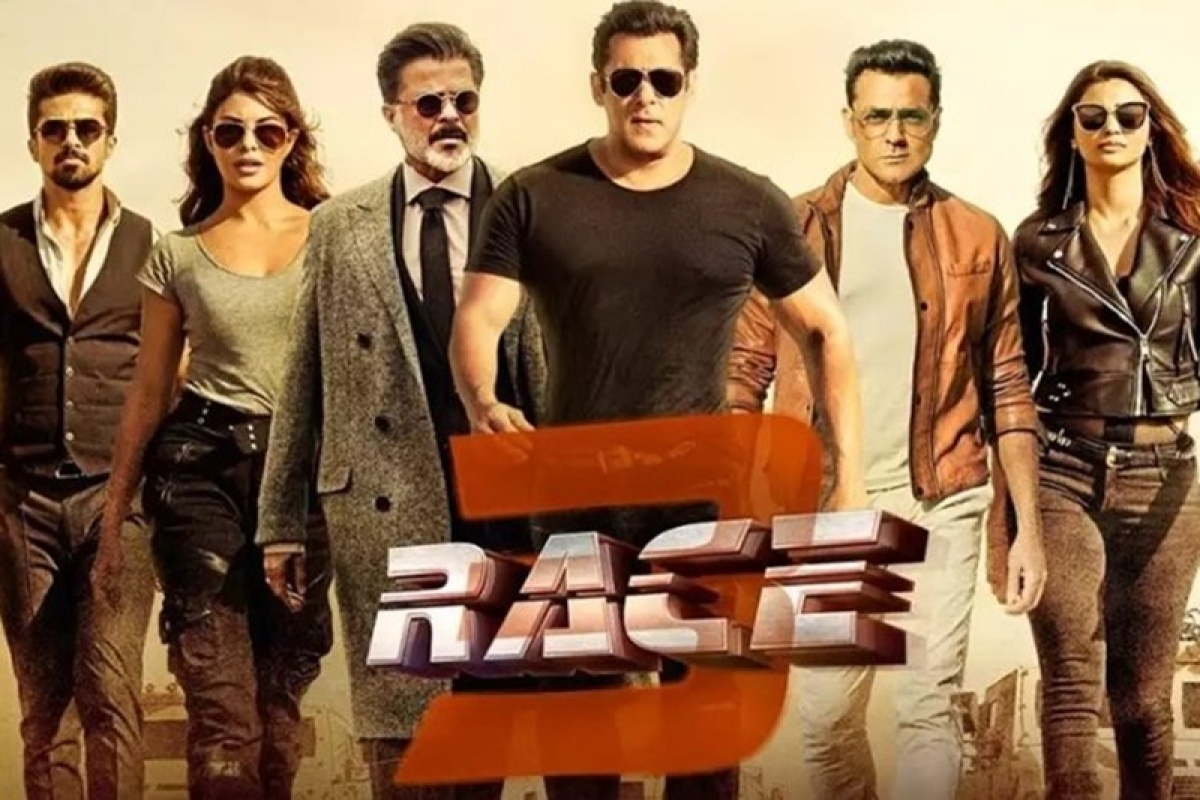Race 3 Box Office Report: Salman Khan's film breaks records on its first day, expected to hit the charts on Eid