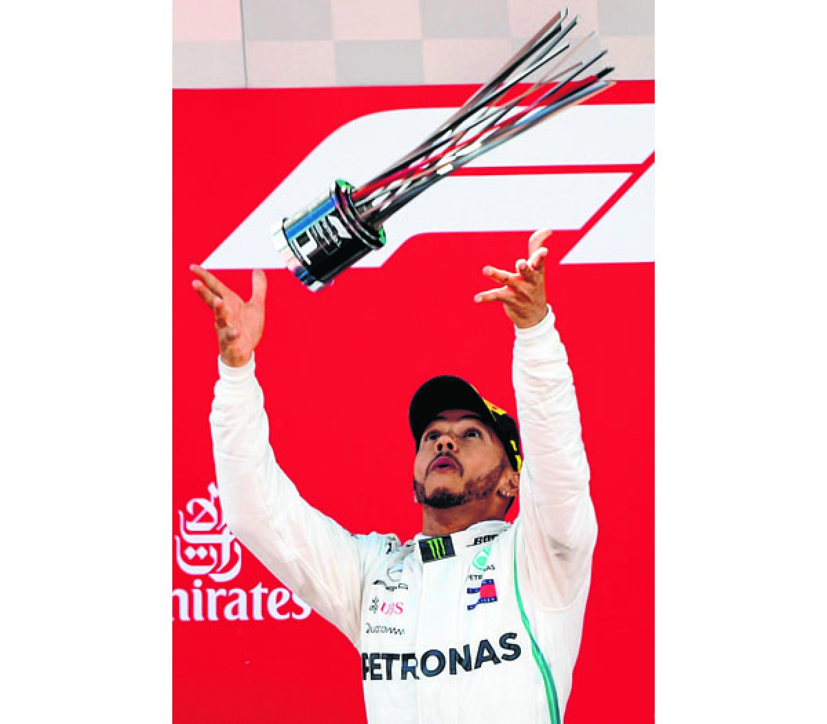 Spanish GP:Hamilton wins in Mercedes one-two