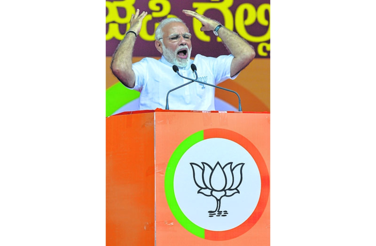 Prime Minister Narendra Modi hints at corporate Entry in farm sector