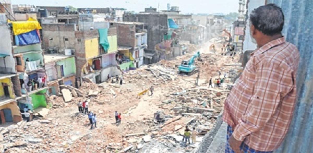 Indore: 26 structures pulled down for road widening