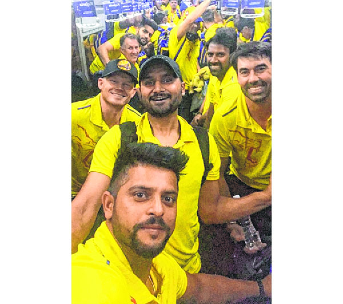 Rampaging CSK look to spoil KKR's homecoming