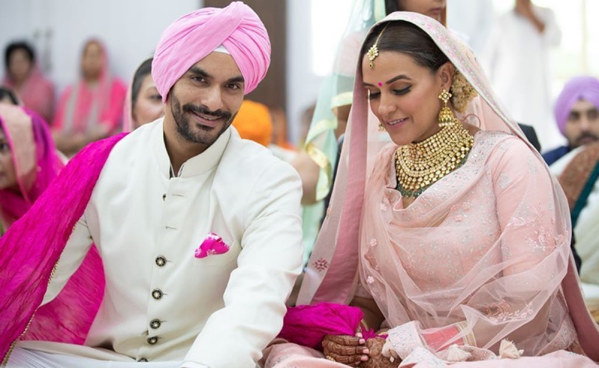Are newlyweds Neha Dhupia and Angad Bedi going to be parents soon?