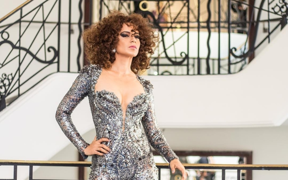 WATCH: Kangana Ranaut goes 'WILD' while dancing at a club in Cannes