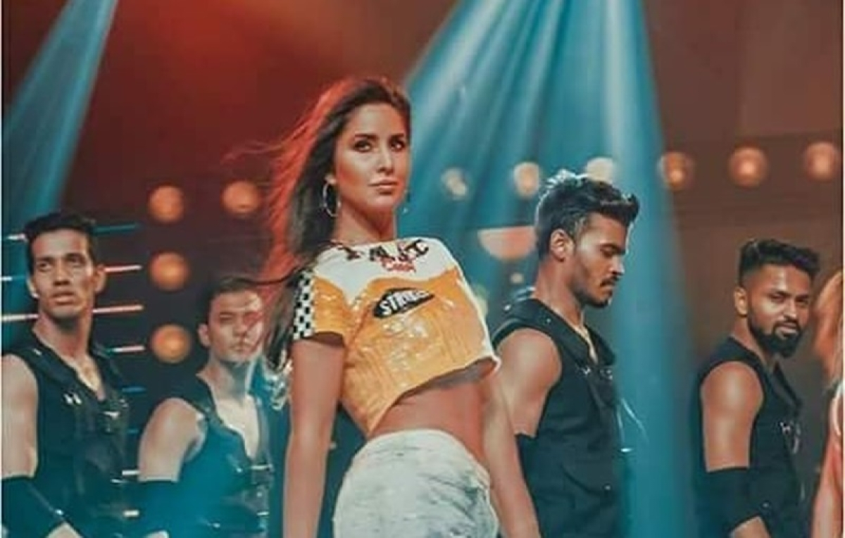IPL 2018 closing ceremony: Katrina Kaif turns up the heat with her toned abs