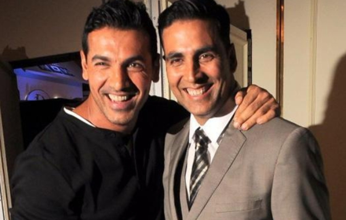 Akshay Kumar and John Abraham's alleged fight; This is how the macho stars reacted