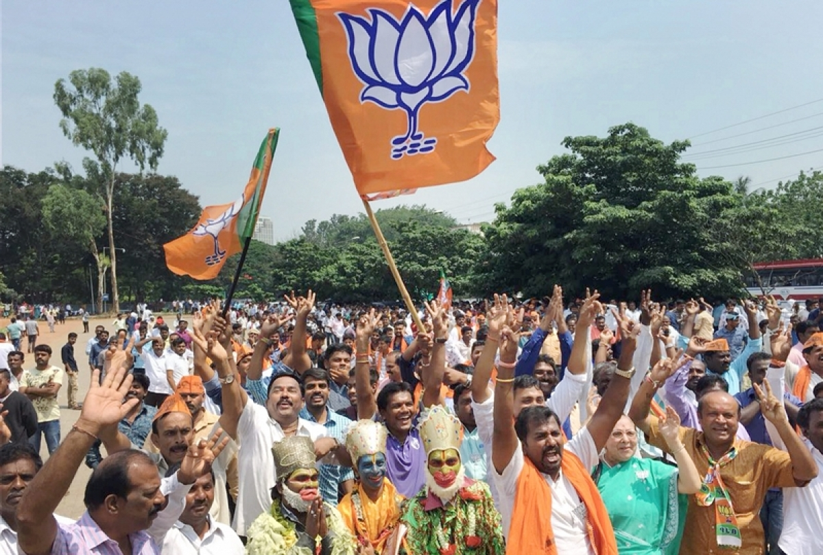BJP leaders call off protest at CM office, claim victory
