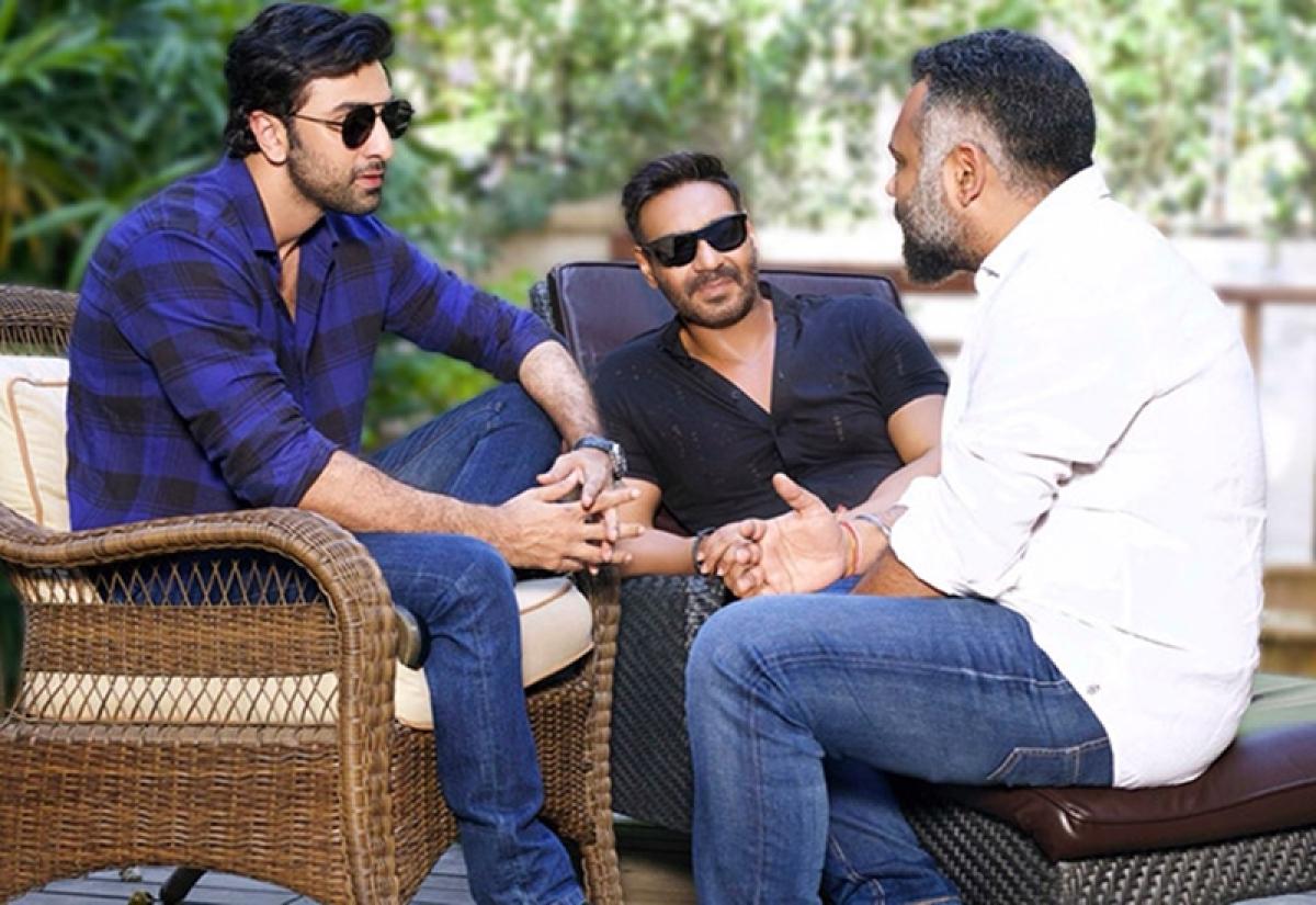 It's Official! Ranbir Kapoor and Ajay Devgn in 'Sonu Ke Titu Ki Sweety' director Luv Ranjan's next