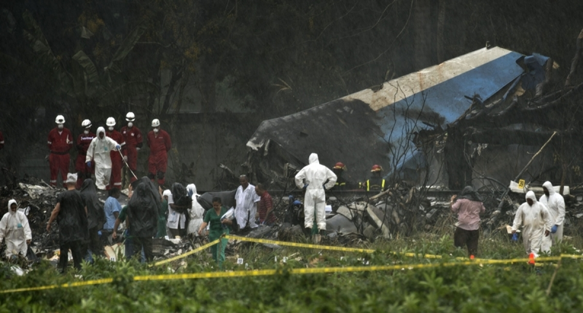 Cuba plane crash: Airline 'had safety complaints'