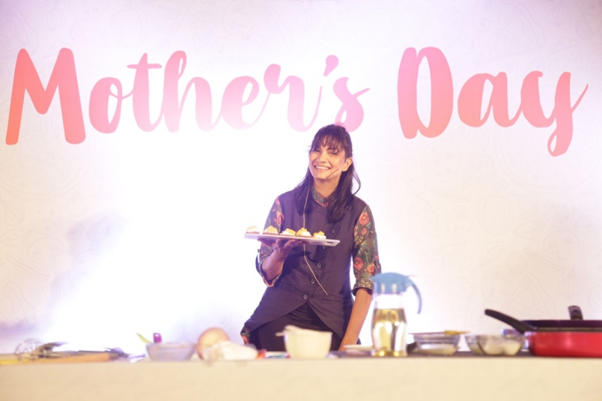 Mother's Day: Celebrity Chef Maria Goretti's guide to quick recipes for moms in a hurry