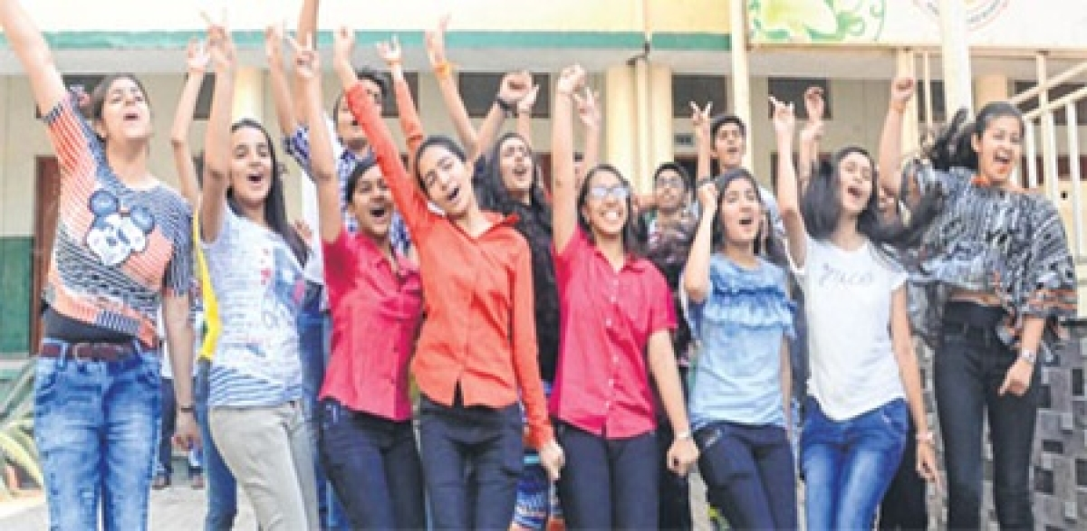 Bhopal: Class X results: Bhopal girl students give stellar performance