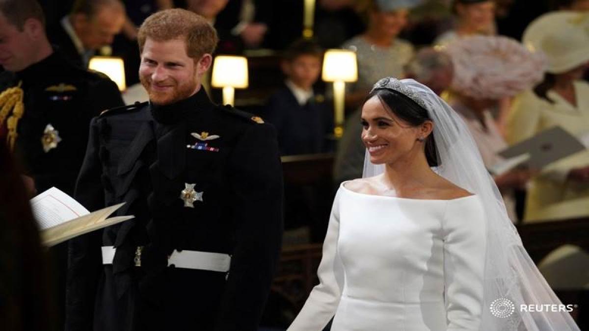 Royal Wedding 2018: Prince Harry, Meghan Markle marry at Windsor Castle
