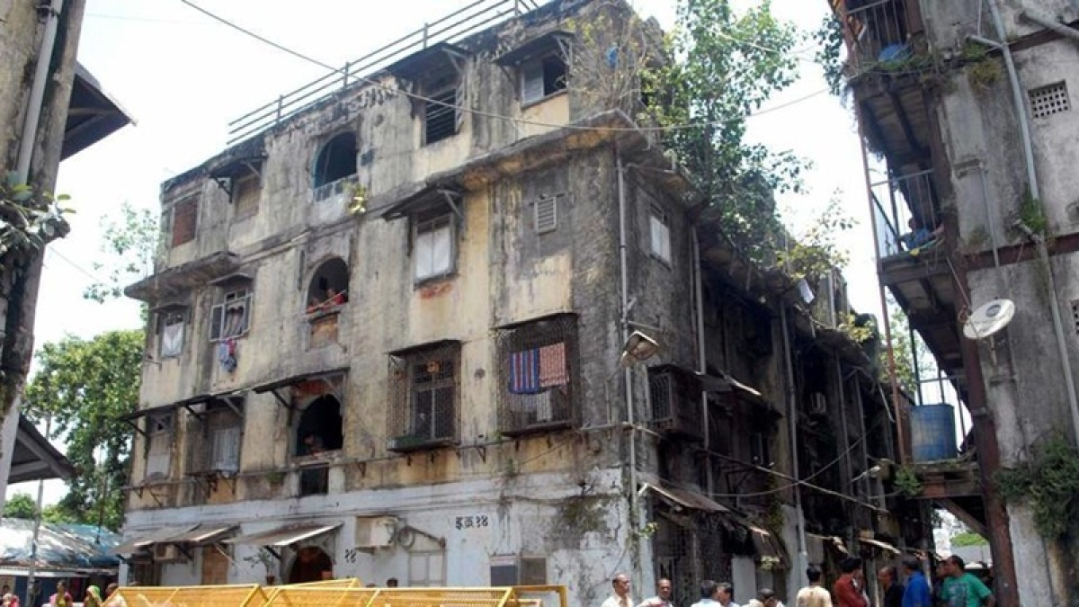 Thane:More than 1.62 lakh people living in dangerous buildings