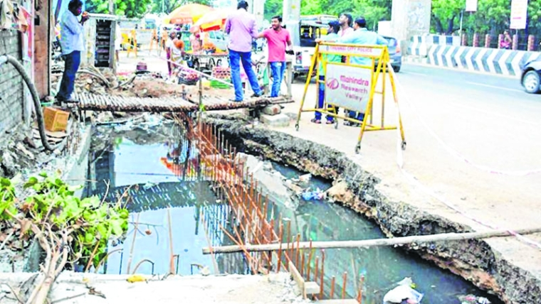 Mumbai: BMC claims 83 percent of drainage project is complete ahead
