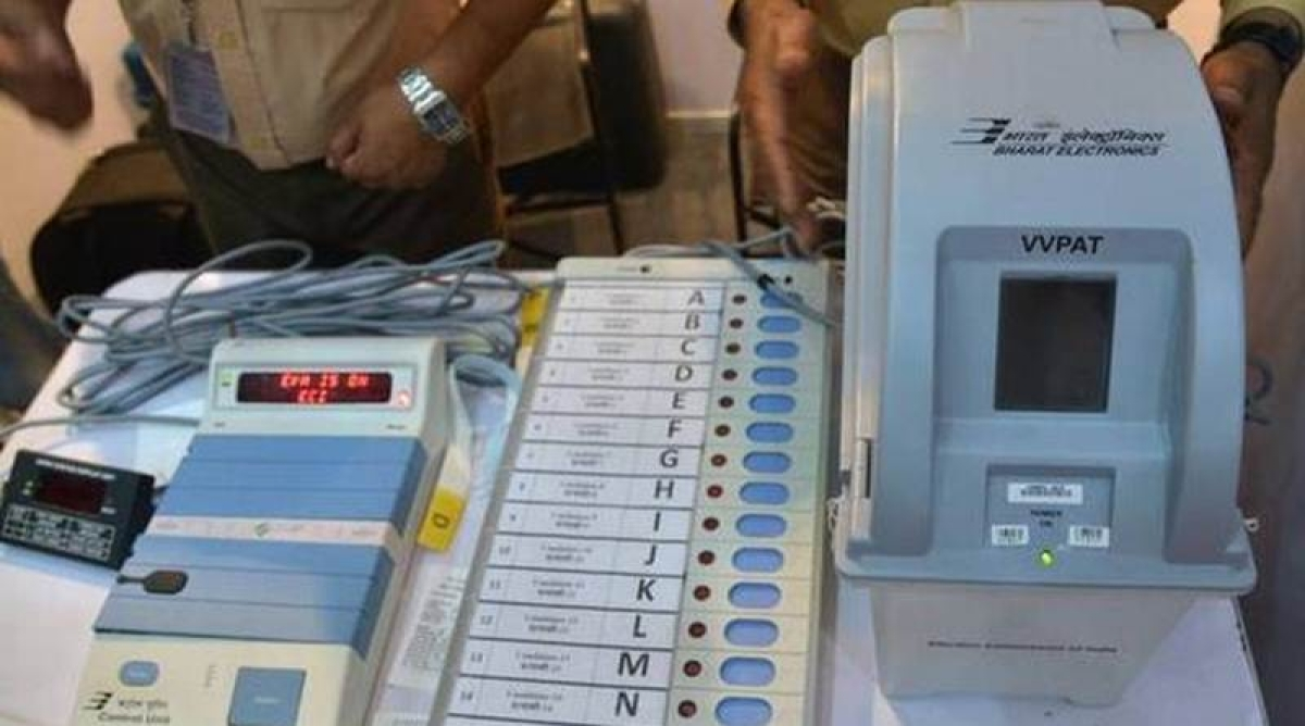 Election Commission makes changes to prevent VVPAT failure