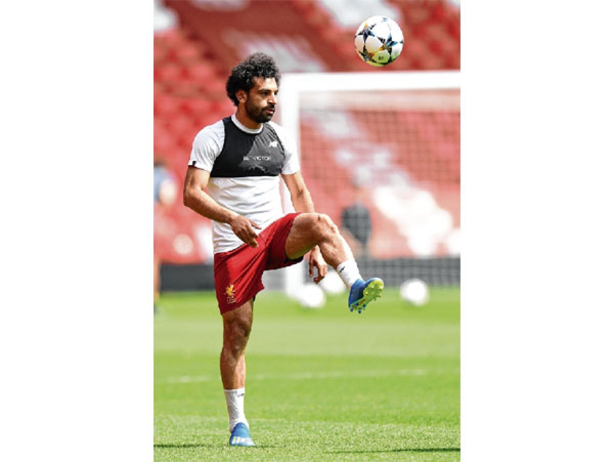 Salah optimistic of recovering in time for FIFA World Cup