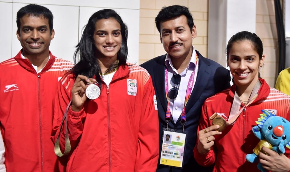 "Saina Nehwal, PV Sindhu are ""precious diamonds"", says coach Pullela Gopichand"