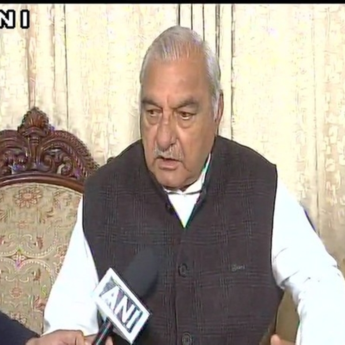 Bhupinder Singh Hooda to meet top Congress brass in Delhi for talks on forming government in Haryana