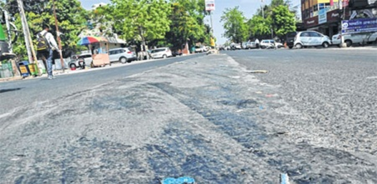 Ujjain: Hottest day as city sizzles at 43 degrees Celcius
