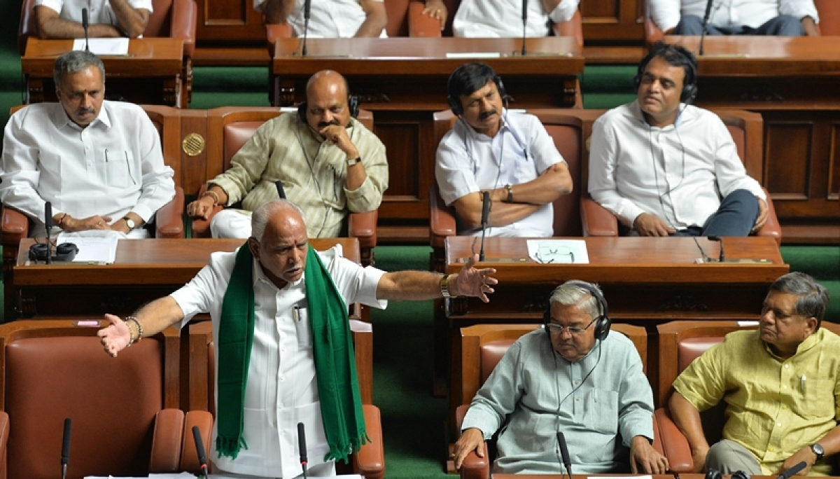Karnataka: BJP threatens state-wide bandh on May 28 over farm loan waiver