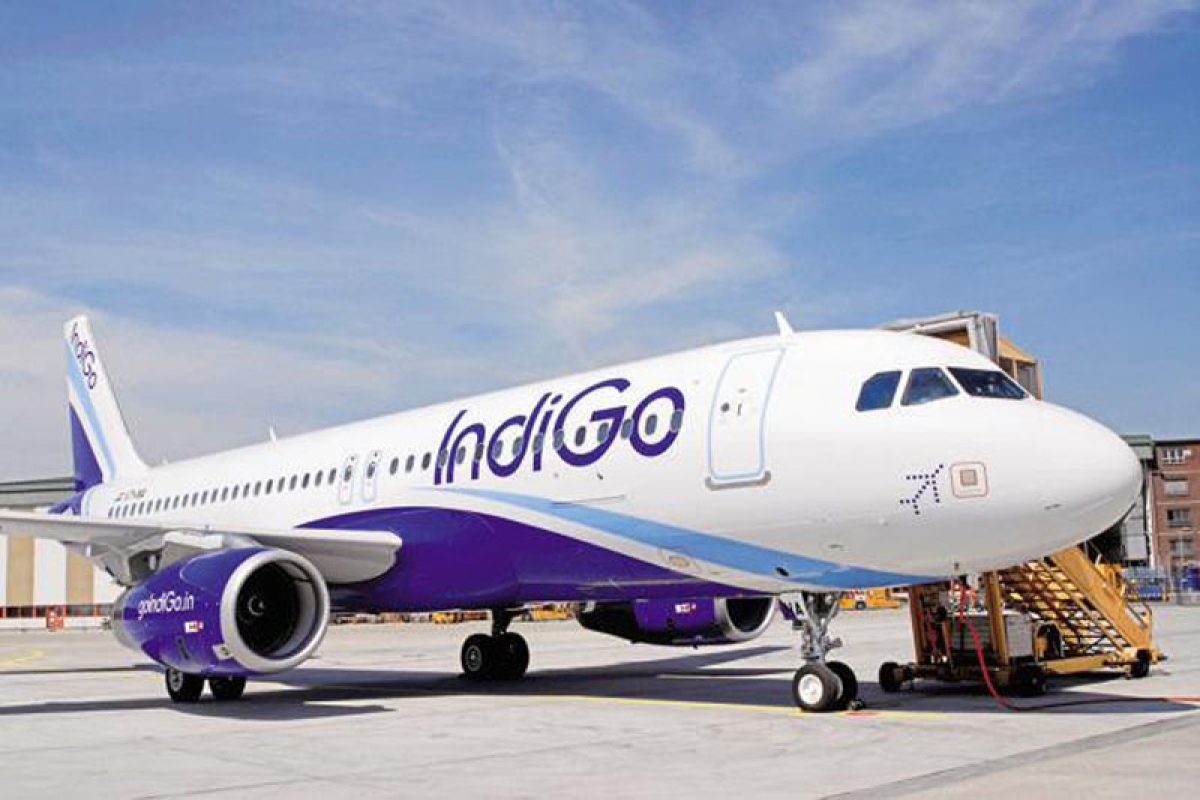 Indore: Chennai-Indore IndiGo flight stuck in bad weather