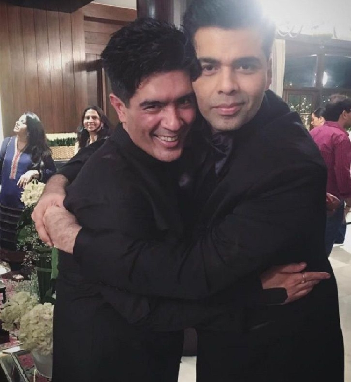 Did Manish Malhotra confirm 'relationship' with Karan Johar? Read story to find out