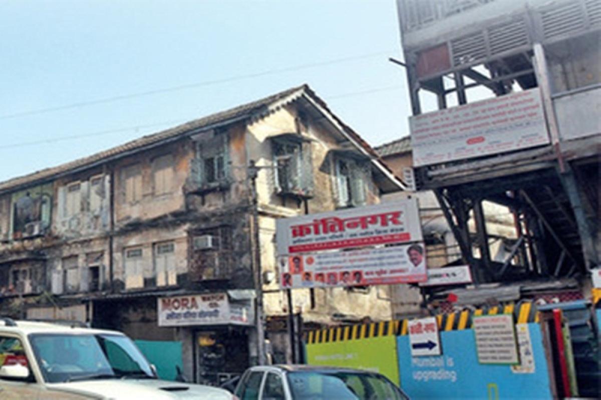 Mumbai: 103 residents of Girgaon, facing eviction, threaten to end lives