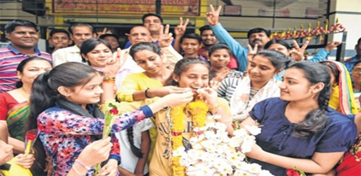 Board exams results: Girls outshine boys in Indore district