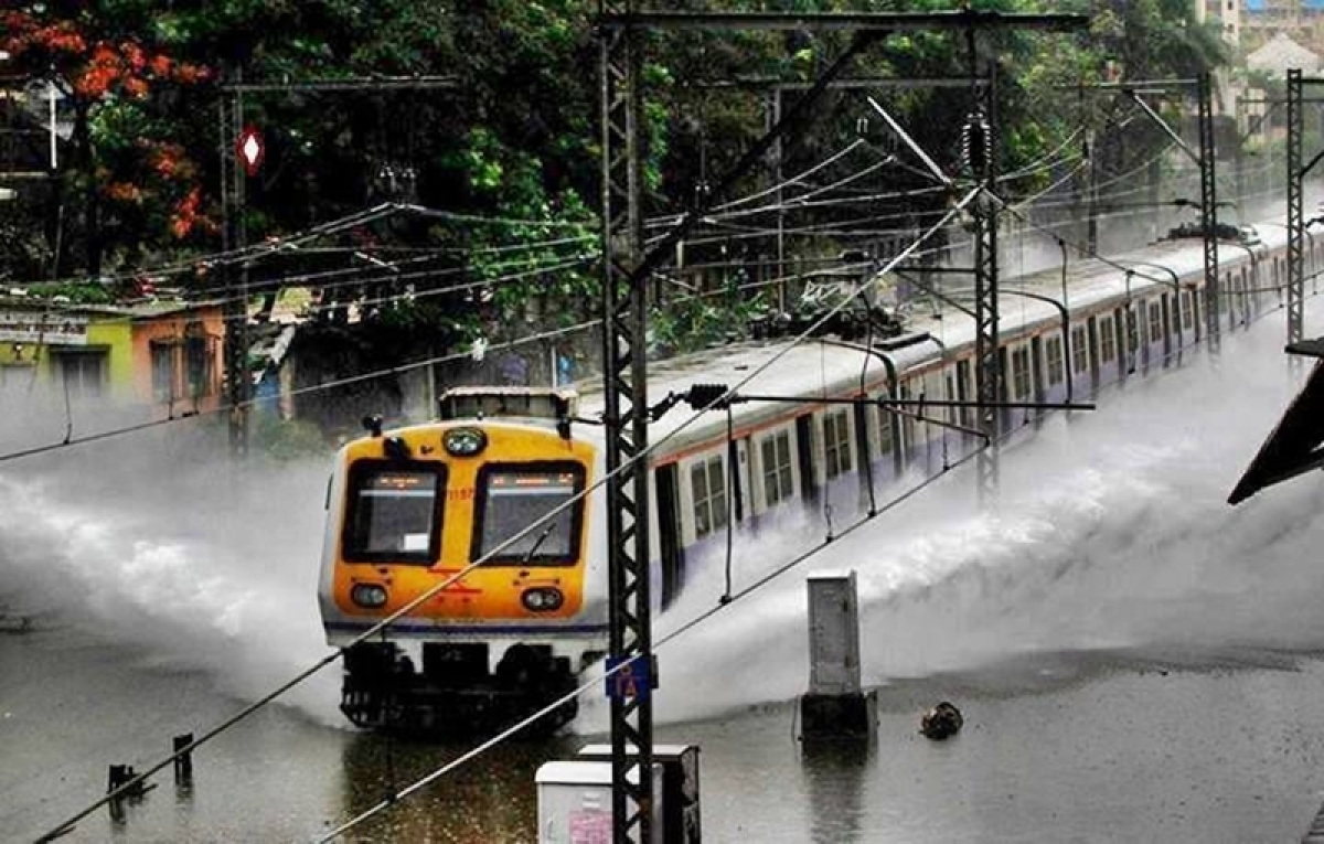 Mumbai Rains: Bombay HC slams Railways over services being stopped because of flooding on tracks
