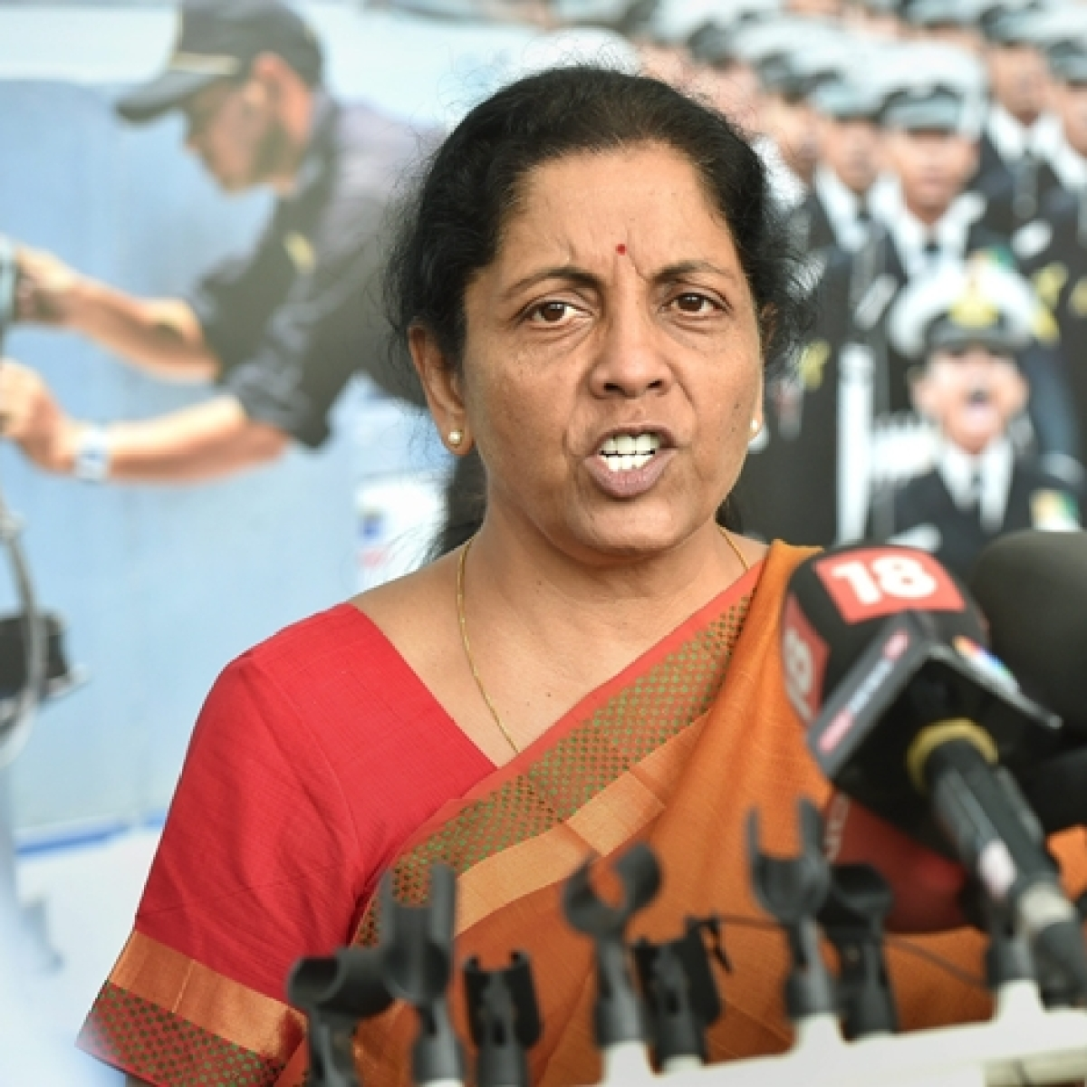 'Budget 2020 provides discreet and considered stimulus': Nirmala Sitharaman addresses industrialists in Mumbai