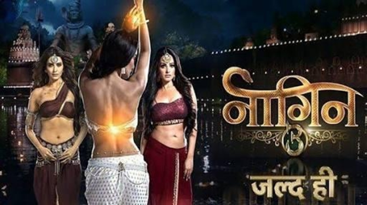 Naagin 3 promo: Anita Hassanandani-Karishma Tanna seethe as Surbhi Jyoti makes 'entry'