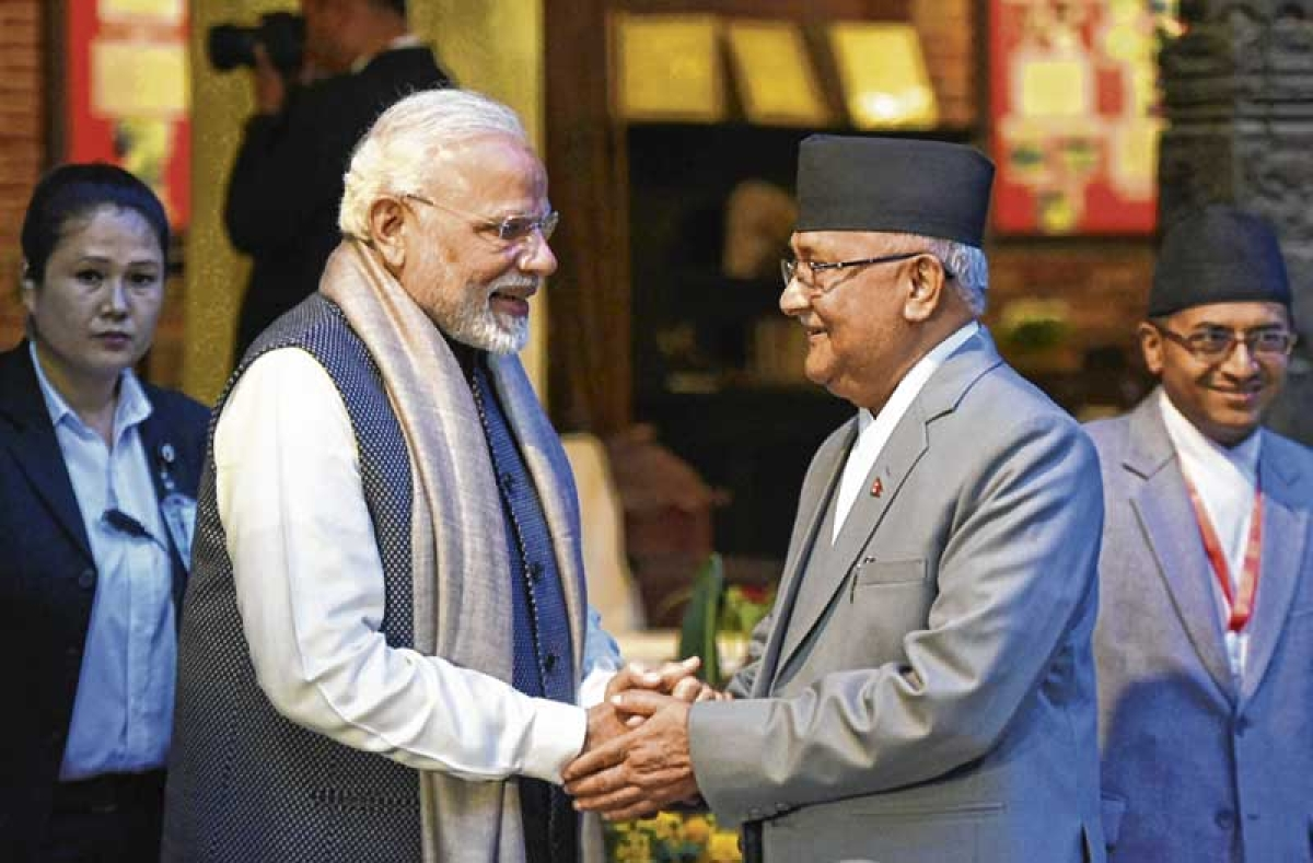 Nepal Communist Party calls for bilateral meet with India to resolve territorial issue