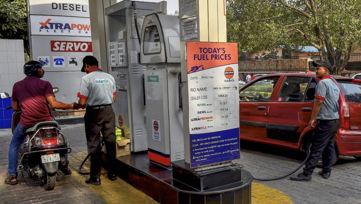 Fuel price hike: Petrol at Rs 85.47, Diesel hits record high of Rs 73.90 a litre in Mumbai