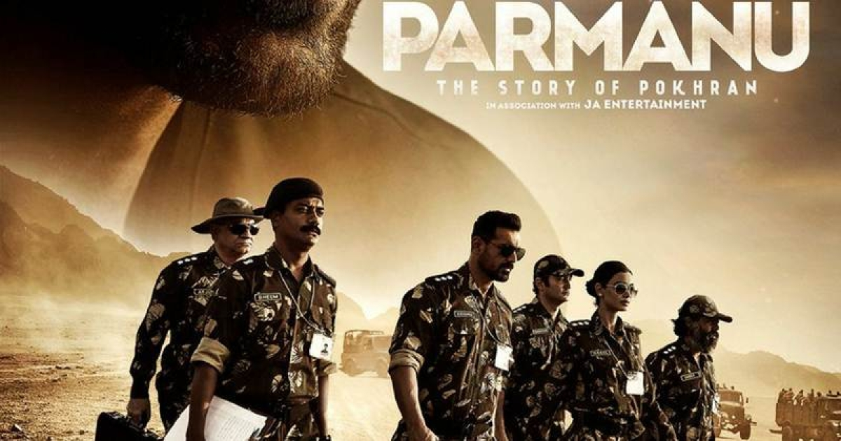 Parmanu box office collection: John Abraham's film collects Rs 4.82 cr on Day 1