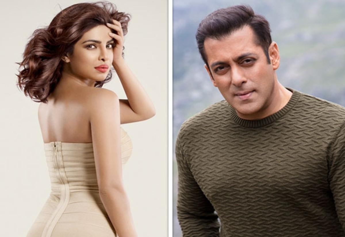 Priyanka Chopra feels excited to start shooting for Salman Khan's Bharat (watch video)