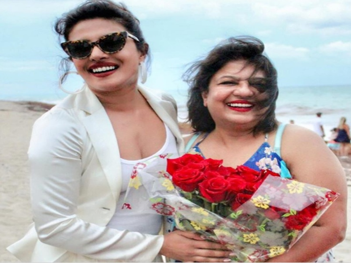 Mother's day: Priyanka Chopra shares beautiful pictures with mom; conveys a special message to her late dad